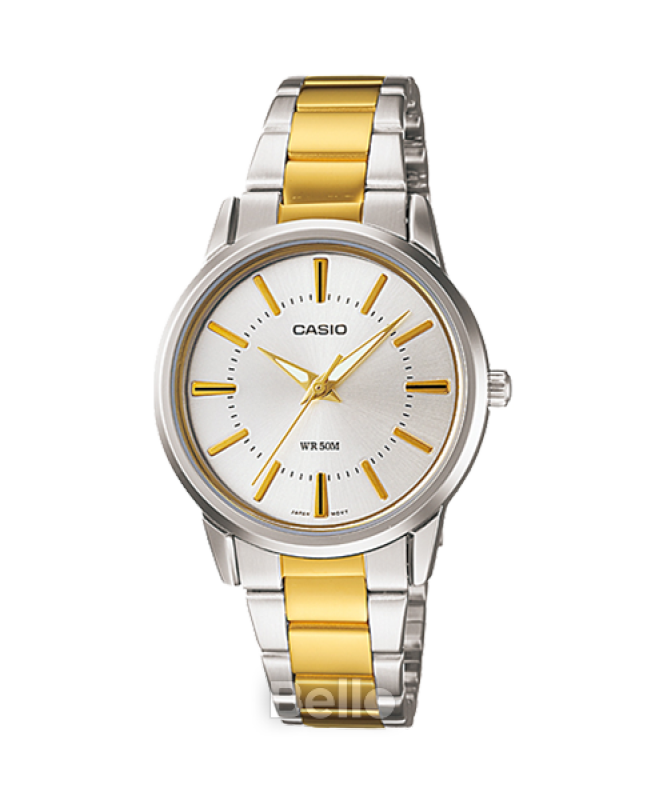 Đồng hồ Casio Nữ LTP-1303SG-7AVDF chính hãng giá rẻ - Bảo hành 1 năm - Pin trọn đời