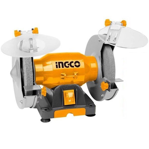 Máy mài để bàn 2 đá INGCO BG61502