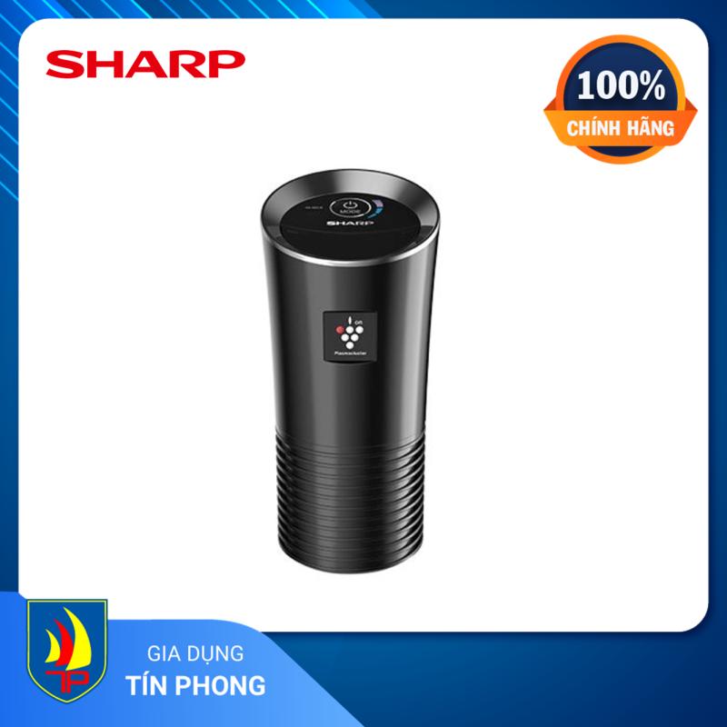 MÁY LỌC KHÔNG KHÍ SHARP IG-GC2E-B. hiết kế chuyên dụng cho xe hơi Máy lọc Sharp có khả năng khử mùi sau khi dùng bữa trên xe, sau khi hút thuốc và làm sạch mùi tại bộ phận điều hòa của xe. 3 chế độ: Turbo - Cao - Thấp.