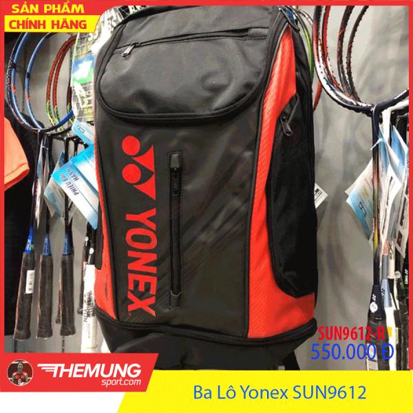 Bảng giá Ba lô Yonex SUN9612 Red (Đỏ)