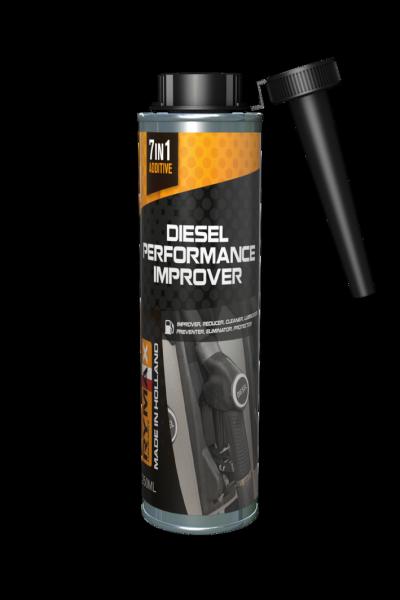 Rymax Diesel Performance Improve 250ml - Phụ Gia Nhiên Liệu Máy Dầu