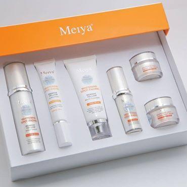 Meiya Cam 6in1 bộ mỹ phẩm cao cấp trị nám, tàn nhang
