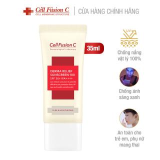 [HCM]Kem Chống Nắng Cell Fusion C D&agravenh Cho Da Dầu MụnN&acircng T&ocircng Da 50ML thumbnail