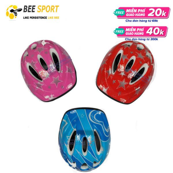 Giá bán Mũ Bảo Hiểm Trượt Patin Cho Trẻ Em - Đồ bảo hộ trượt patin, trượt ván, đạp xe