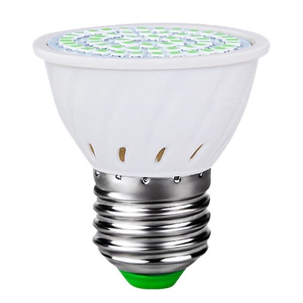 E27 UVC Desinfection Lamp LED Sterilizers Lamp Germicidal Bulb Ultraviolet Light 72 Leds