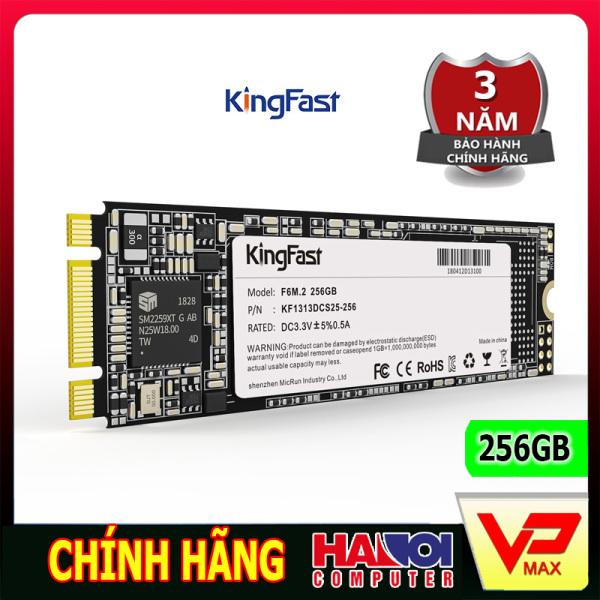 Bảng giá Ổ cứng SSD Kingfast F6M 256GB M2 2280 chính hãng tốc độ cao bảo hành 3 năm Phong Vũ