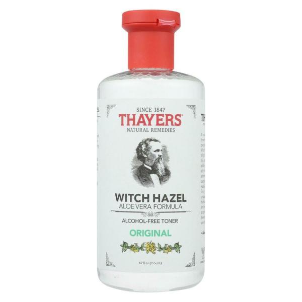 Nước hoa hồng THAYERS Alcohol-Free Original Witch Hazel Toner 355ml (Không cồn - Dành cho mọi loại da) giá rẻ