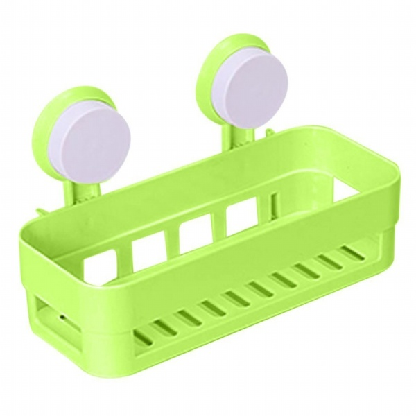 Bảng giá Sucker Kitchen Multi-purpose bathroom holder with bathroom Wall shelf (green) Phong Vũ