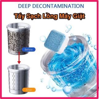 Viên Tẩy Lồng Cho Mọi Máy Giặt Sạch Cặn Bẩn Diệt Vi Khuẩn thumbnail