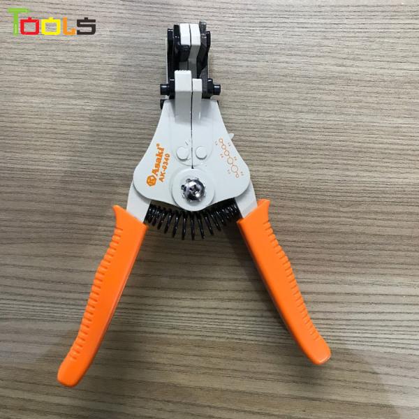 Kềm tuốt dây điện tự động Asaki AK-0340 - Kìm tuốt dây điện Asaki