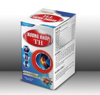 Viên uống Xương Khớp TH - Thành phần 100% thảo dược quý giúp giảm đau nhức xương khớp, giúp khớp vận động linh hoạt sử dụng an toàn hiệu quả- Hộp 30 viên thumbnail