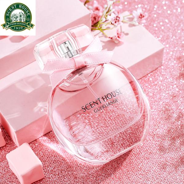 Scent House Nước hoa cao cấp và chính hãng dung tích 50ml với mùi hương tự nhiên và dịu nhẹ dành cho phái nữ - INTL