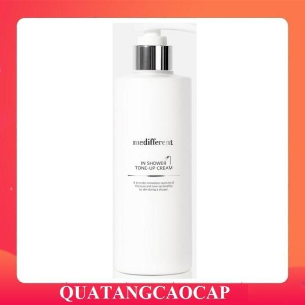 Sữa Tắm Truyền Trắng Medifferent In Shower Tone Up Cream (chai 300ml)