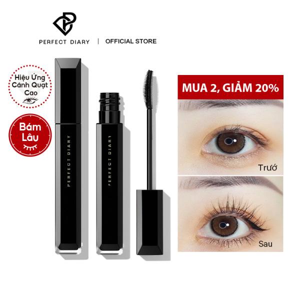Mascara Perfect Diary cho làn mi dày cong tự nhiên bền màu lâu trôi thiết kế tiện dụng và nhiều màu sắc thời trang - intl