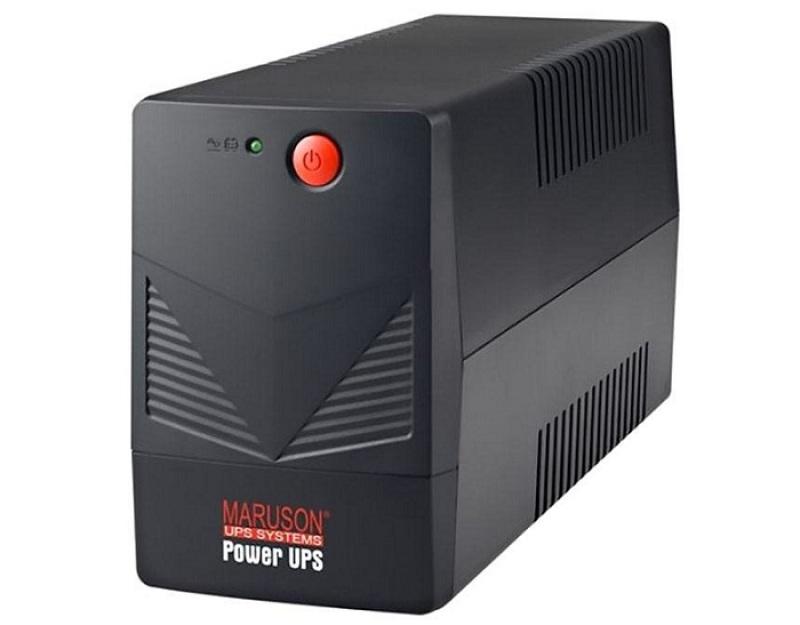 Bảng giá Bộ Lưu Điện UPS MARUSON POW-500AGMV 500VA 250W Chính Hãng - BH 24 tháng Phong Vũ