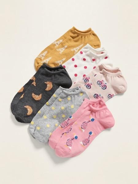 Giá bán Set 5 đôi tất tai mèo cổ thấp cho bé robibabi