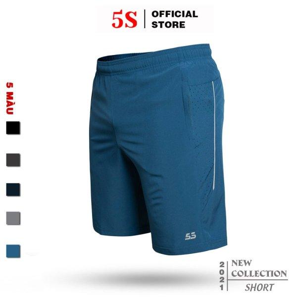 Nơi bán Quần Short Nam 5S (5 Màu) Vải Gió Mềm, Siêu Nhẹ, Dáng Thể Thao, Thiết Kế Trẻ Trung Năng Động (QSG21010)