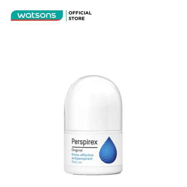 Lăn Khử Mùi Perspirex Original Roll-On Khử Mồ Hôi Cho Da Thường 20ml cao cấp