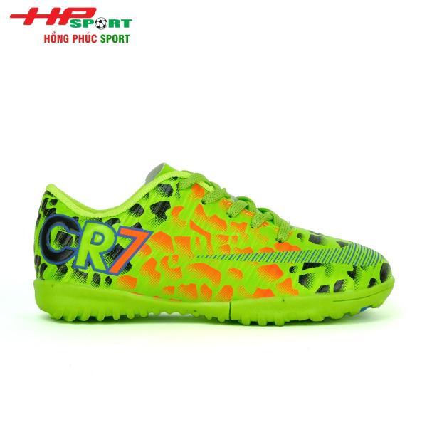 Giày đá bóng giày đá banh TRẺ EM sân cỏ nhân tạo C.R mẫu 2020 ( Size 30-36 )