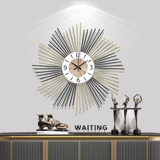 Đồng hồ treo tường kim trôi, Đồng hồ treo tường nghệ thuật sáng tạo,Đồng hồ quả lắc treo tường bắc âu, đồng hồ treo tường trang trí, Đồng hồ deco, đồng hồ kim trôi, đồng hồ kim trôi trang trí treo tường DH133 thumbnail