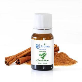 TINH DẦU QUẾ (Cinnamon) Asaroma (10ml) - 100% thiên nhiên - kháng viêm , giảm stress thumbnail