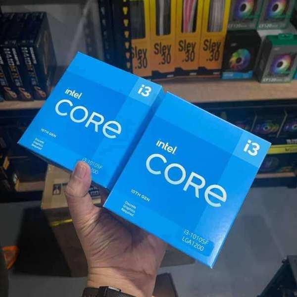 Bảng giá CPU Intel Core i3-10105F (3.7GHz turbo 4.4Ghz | 4 Nhân 8 Luồng | 6MB Cache | 65W) Phong Vũ