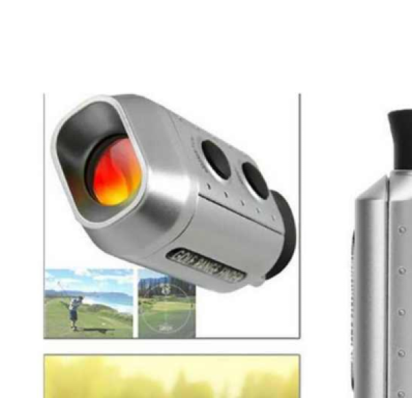 Thiết Bị Tìm Tầm Di Động Golfscope Phạm Vi Đo Xa Golf Diastimeter 7X Kỹ Thuật Số