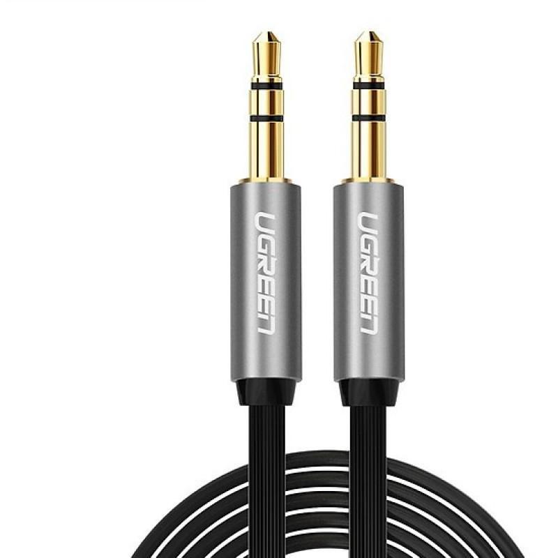 Bảng giá Cáp Audio 3.5mm 2M Ugreen 2 đầu mạ vàng 24K Ugreen 10722_Hàng chính hãng bảo hành 18 tháng Phong Vũ