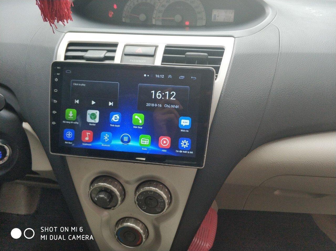[Hỗ trợ lắp đặt tại Hà Nội] Màn hình 9 icnh' kết nối Wifi, sử dụng Tiếng Việt lắp các dòng xe, Dvd android, đầu dvd ô tô - Màn hình ô tô android 9 inch, xem youtube, GPS chỉ đường,cài sẵn PM NAVITEL, Youtube ẨN tích hợp camera lùi