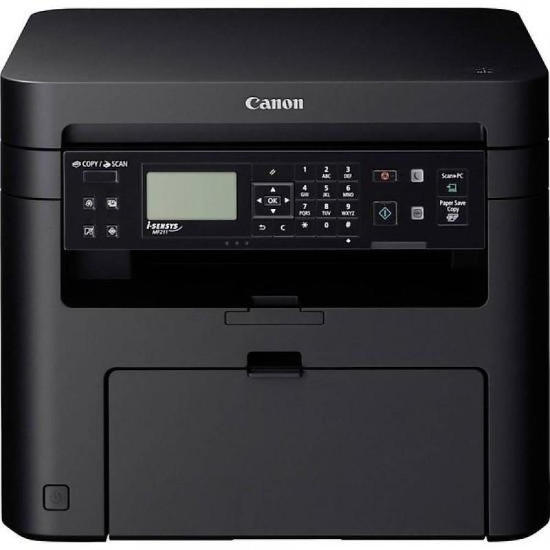 Máy In Canon MF241D in đen trắng đa năng ( in , scan , copy ) đảo mặt , Khổ giấy A4 , Tốc độ 27 trang/phút , Bộ nhớ 512 Mb , Độ phân giải 600 x 600 dpi , Kết nối USB 2.0 , Hộp mực Canon 337