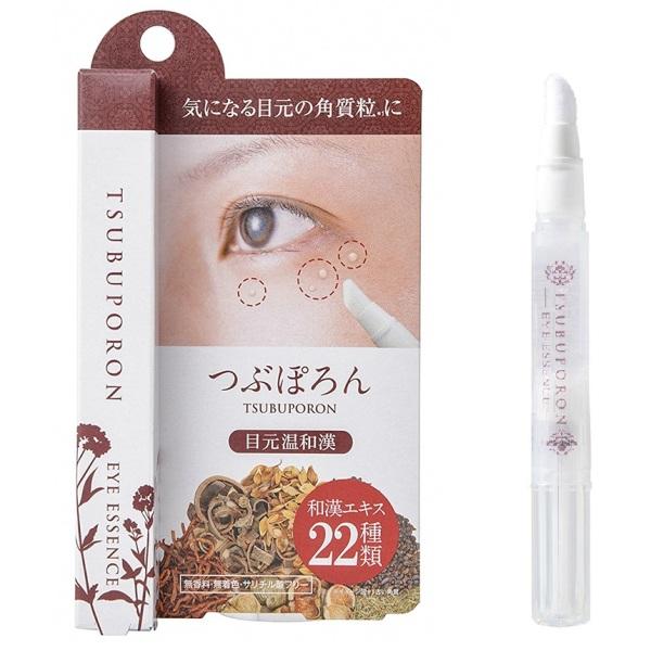 Kem tẩy mụn thịt vùng mắt Tsubuporon Eye Essence - Nhật Bản