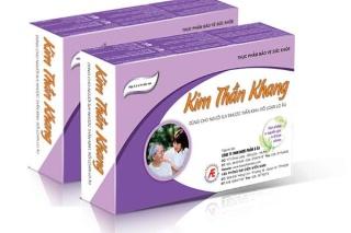 Kim Thần Khang - Hỗ trợ tăng cường máu lưu thông, giúp an thần (Hộp 30 viên) thumbnail