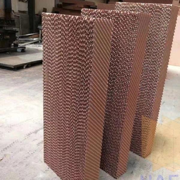 Tấm Giấy làm mát cooling pad quạt hơi nước size 35x30x4 - nhận cắt theo size yêu cầu !