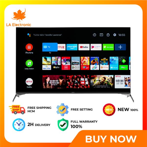 Bảng giá [GIAO HÀNG 2 - 15 NGÀY TRỄ NHẤT 15.09] Trả Góp 0% - Android Tivi Sony 4K 55 inch KD-55X9500H Mới 2020 - Miễn phí vận chuyển HCM