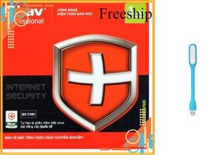 [Freeship Max] Phần mềm diệt virut Bkav Pro Internet Security tặng kèm đèn led usb chiếu sáng 1000000319+1000000558 thumbnail
