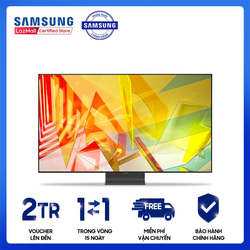 Smart Tivi QLED Samsung 4K 55inch QA55Q95TAKXXV[Hàng chính hãng, Miễn phí vận chuyển] chính hãng