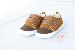 Giày tập đi bé trai cao cấp BABY STEPS thumbnail
