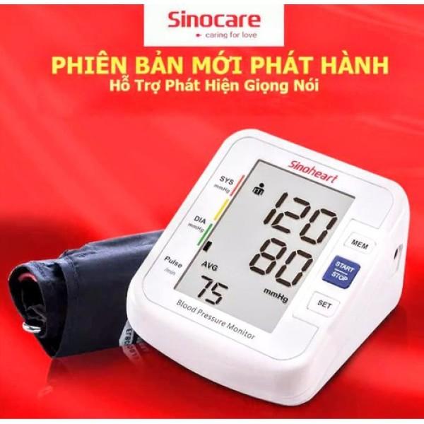 Máy đo huyết áp bắp tay tự động giọng nói tiếng việt bản mới loại tốt bảo hành 5 năm, máy đo nhịp tim huyết áp chuyên dụng nhỏ gọn cho mọi nhà , cách kiểm tra huyết áp tại nhà bán chạy