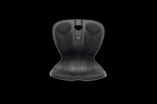 [ LazMall ] Ghế văn phòng điều chỉnh tư thế chống gù Curble Chair Comfy Black - MADE IN KOREA ( người dưới 50kg) giá rẻ