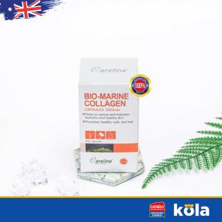 Viên Collagen thủy sinh Úc Careline Bio-Marine Collagen 100 Viên thumbnail