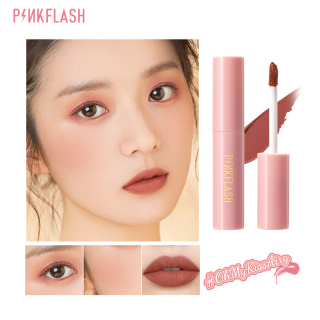 PINKFLASH OhMyKissAiry Kiss Air Matte Soft and Comfortable Transferproof Liquid Lipstick Lasting 8h Waterproof Lip & Cheek Tint thumbnail