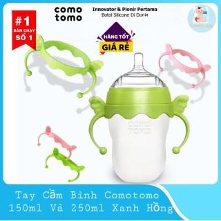 Tay cầm bình sữa Comotomo 150ml 250ml tay cầm bình comotmo thumbnail