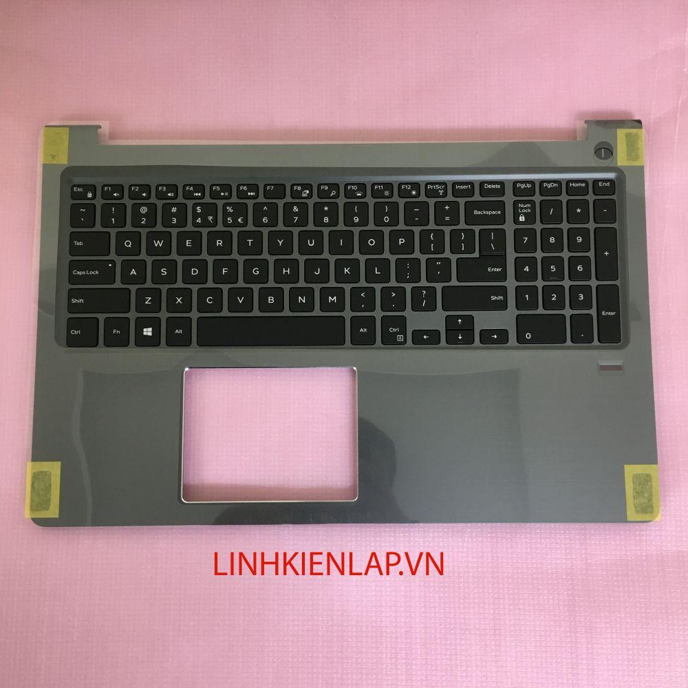 Thay vỏ laptop dell vostro 15 5568 P62F