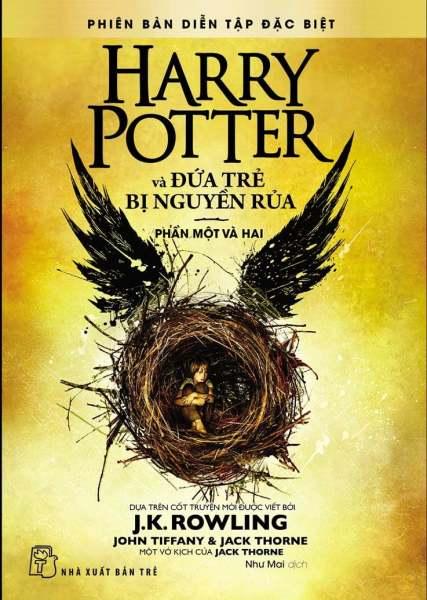 Mua Fahasa - Harry Potter Và Đứa Trẻ Bị Nguyền Rủa: Phần Một Và Hai
