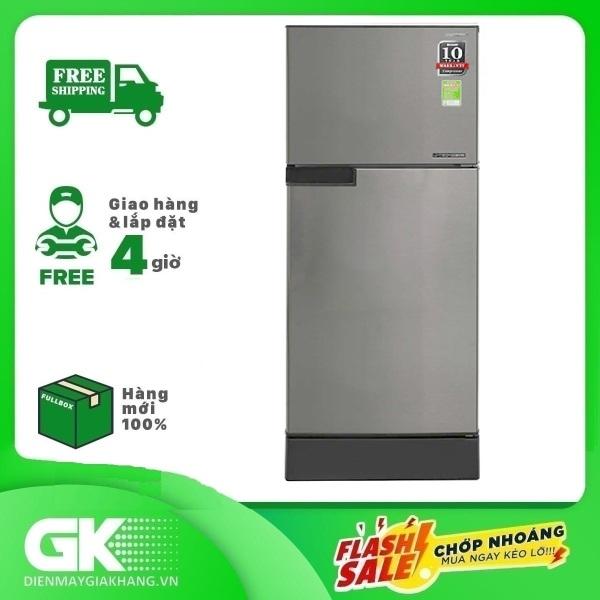 Bảng giá Tủ lạnh Sharp Inverter 165 lít SJ-X176E-SL,công nghệ kháng khuẩn, khử mùi Nano Ag+,tiết kiệm điện, bảo hành 12 tháng Điện máy Pico