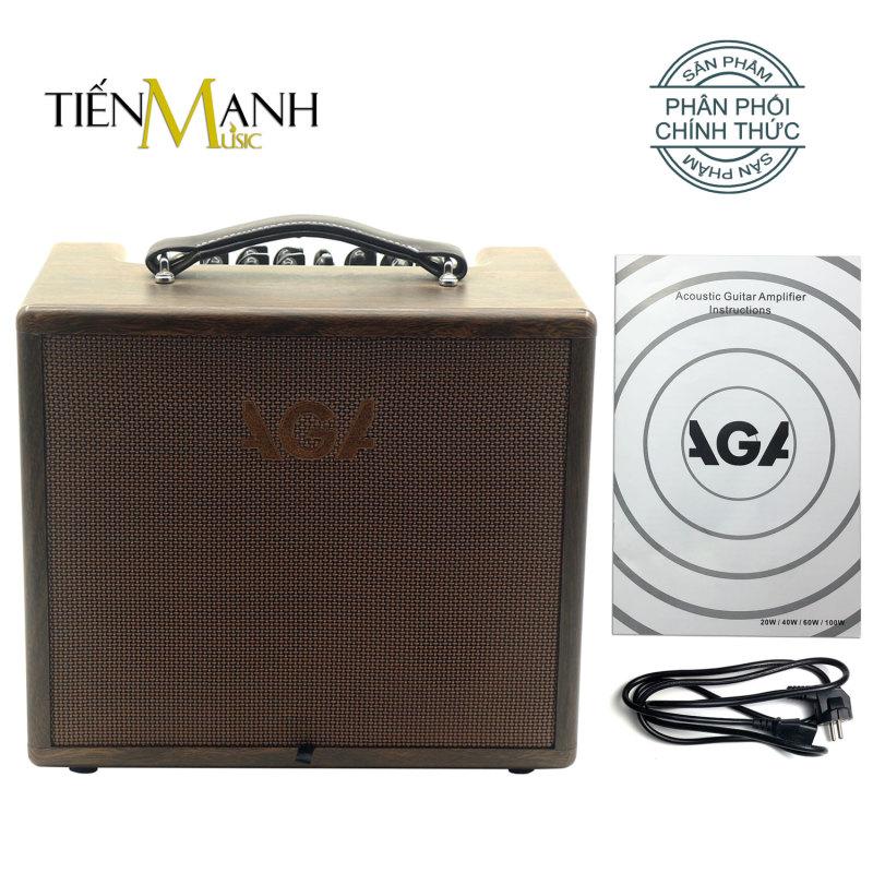 [Bluetooth] Ampli Đàn Guitar Acoustic AGA SC-X5 (60W) Loa Amply Nhạc Cụ Mộc Khuếch Đại Âm Thanh Thế hệ mới thay cho SC60 (SC-60-III) Amplifier SCX5