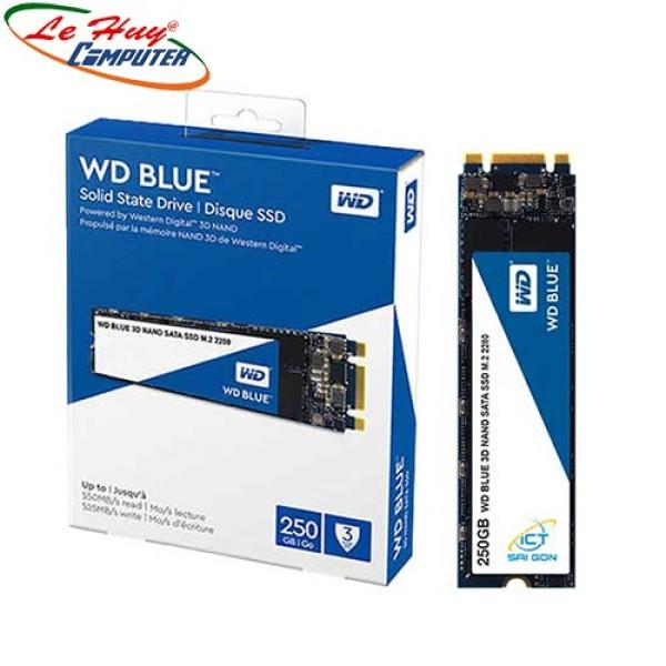 Bảng giá Ổ CứNg Ssd Western Digital Blue 250Gb Wds250G2B0B M.2 2280 Sata 3 Phong Vũ