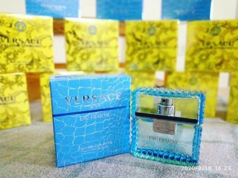 Nước hoa Versace nam ( Blue Eau Fraiche)