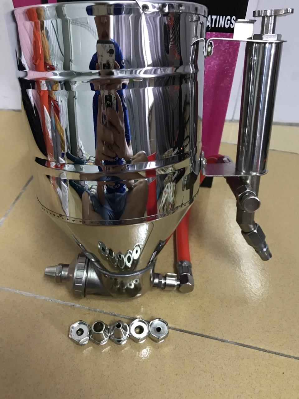 Dụng cụ phun gai tường khí nén MSG-003