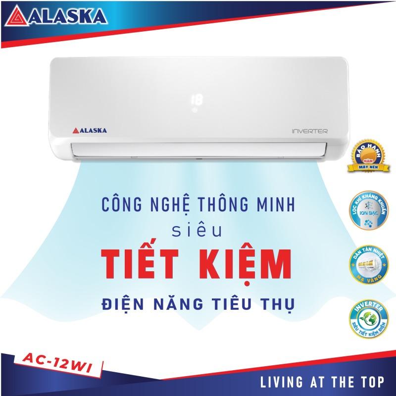Máy Lạnh ALASKA INVERTER AC-12WI 1.5HP